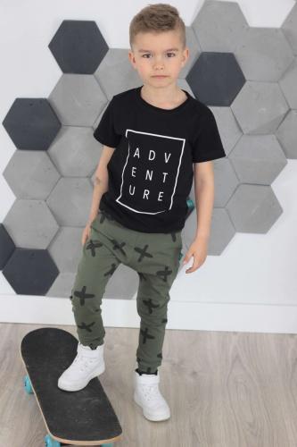 Ogromnie Koszulki dla chłopca   KidsJoy KZ61
